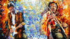 DeviantArt More Like Jimi Hendrix Wallpapers 1 by JohnnySlowhand