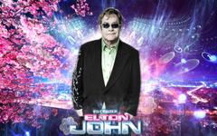 ELTON JOHN rock pop glam classic piano wallpapers