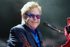 Sir Elton John is the most charitable person