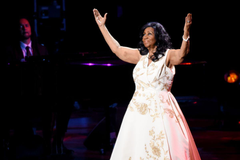 Aretha Franklin s royal persona commanded respect