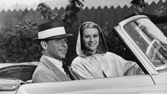 Frank Sinatra And Grace Kelly HD desktop wallpapers High
