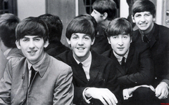 The Beatles John Lennon George Harrison Ringo Starr Paul McCartney