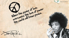 Jimi Hendrix desktop wallpapers