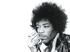 Trippy Jimi Hendrix Wallpapers Image Pictures