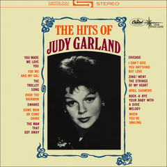 Judy Garland Discography The Hits Of Judy Garland