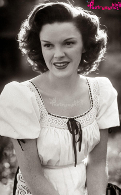 Judy Garland Image Nice Mood With Her Information Of