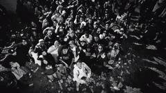 Watch the moving moment a crowd erupted into Kendrick Lamar