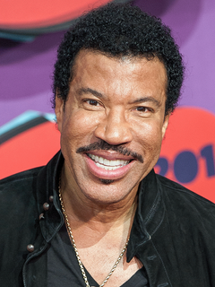Lionel Richie Singer Songwriter Theatrical producer