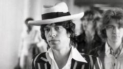 Rock roll Mick Jagger