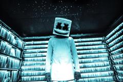 Marshmello Finally Uploaded His Full Set From UMF