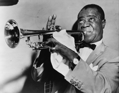 Louis Armstrong Full HD Wallpapers and Backgrounds Image