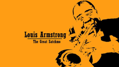 Louis Armstrong Wallpapers by JachoVH