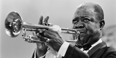 Best HD Louis Armstrong Wallpapers