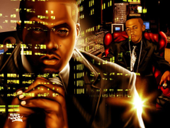 rapper wallpapers nas