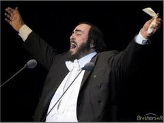 Luciano Pavarotti himself wallpaper Luciano Pavarotti