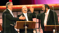 How come Pavarotti always gets the girl Here s how tenors became