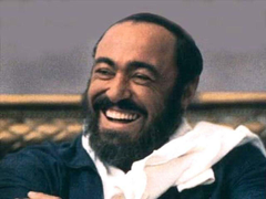 Italian Tenor Luciano Pavarotti Has Died