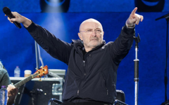 He could barely walk but Phil Collins still knocked it out of Hyde