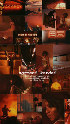 Wallpapers Normani Kordei
