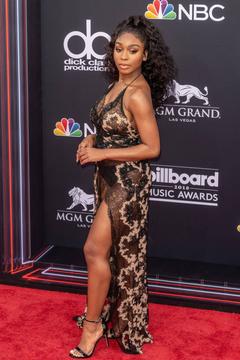 Normani Kordei at Billboard Music Awards in Las Vegas 2018 05 20
