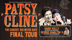 Patsy Cline The Concert She Never Gave