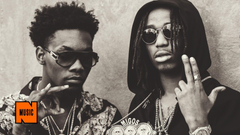 Quavo and Offset of Migos Arrested On Felony Gun and Drug Charges