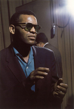 best ray charles singer piano image