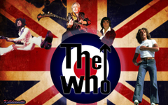 Metalpaper The Who Wallpapers