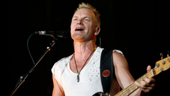Sting Full HD Wallpapers and Backgrounds