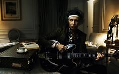 Keith Richards Guitarist Rolling Stones widescreen wallpapers