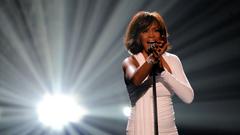 Whitney Houston Wallpapers HD Creative Whitney Houston