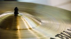 brass cymbal image