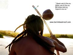 Berimbau Brazil Rastafari Espirito Santo Itaunas
