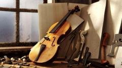 Stradivarius Violin Music Wallpapers
