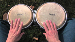 How to Play Your First Rhythm on Bongos