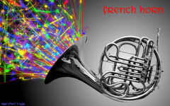 HD French horn wallpapers