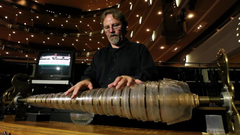 Sounds of a Glass Armonica