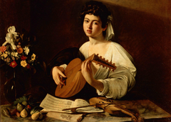 The Lute Player Wallpapers and Backgrounds Image