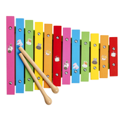 Xylophone Group with 60 items
