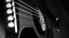 Wallpapers For Black Acoustic Guitar Wallpapers Hd