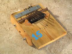 Trash Kalimba Musical Instrument 9 Steps