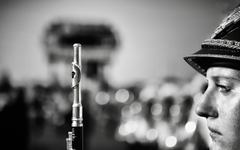 flute wind instruments military band flutist h b close up HD wallpapers