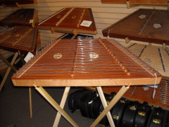 Spinet Package Mahogany Sound Board Hammered Dulcimer Prussia