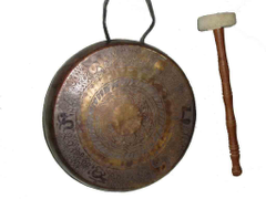 Tibetan Gong 1002