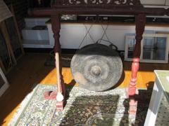 Vicksburg s Adolph Rose Antique Shop ANCIENT METAL GONG