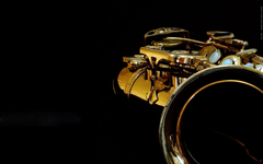 Shiny Saxophone iPhone Wallpapers high res theme