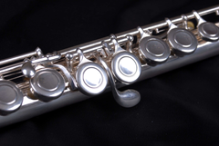 flute instrument music notes orchestra silver sound wind 4k
