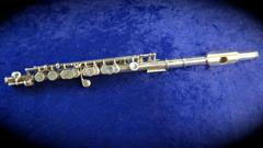 Flutes Piccolos Haynes Professional Sterling Silver C Piccolo ser
