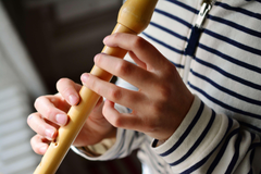 acoustic finger flute hand instrument music musical