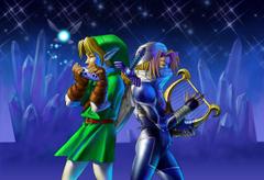 Zelda Ocarina Of Time Wallpapers